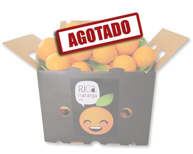 Naranja Navelina Zumo 15 KG (Agotada)
